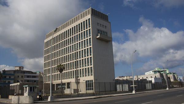 Parte de la embajada de EE.UU. en Cuba abandonará la isla