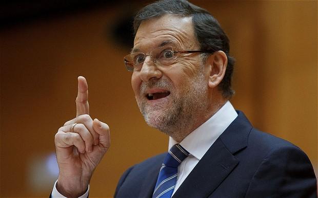 Rajoy a lo suyo: la solución el Código Penal