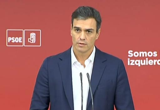 El PSOE respalda el 155 a cambio de reformar la Constitución