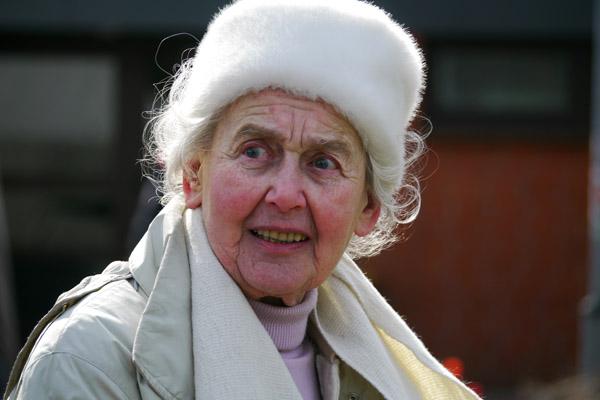 """Haverbeck, la """"abuela nazi"""", a prisión"""