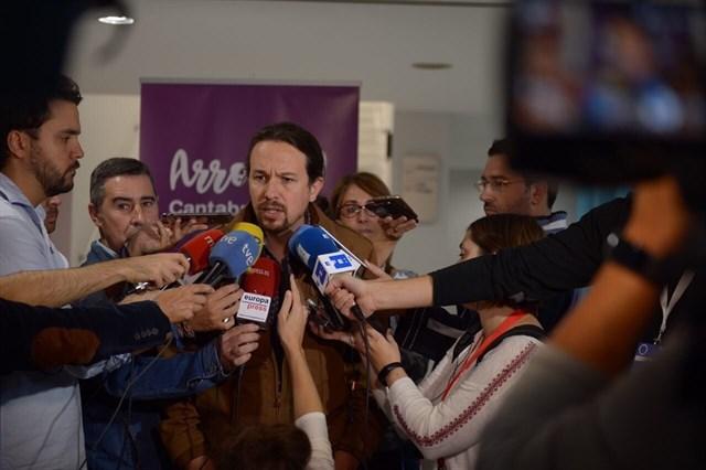 Iglesias excluye a los anticapitalistas de Podemos