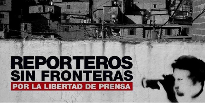 Reporteros Sin Fronteras denuncia a Puigdemont