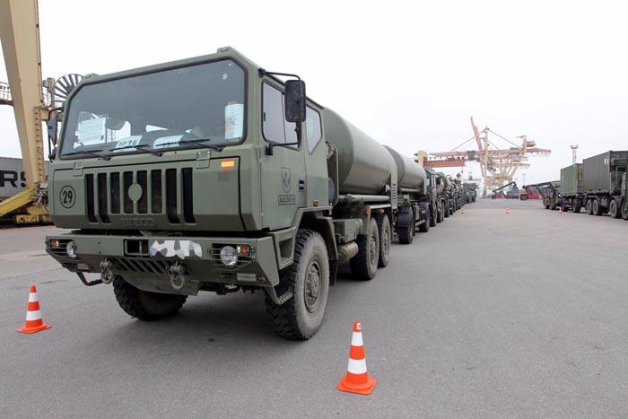 El Ejército pendiente de ejecutar el Plan Cota de Malla