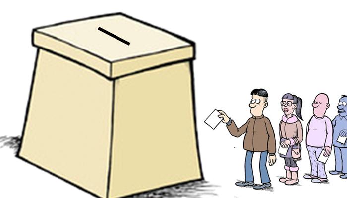 """""""Si van 2 millones a votar hay que decir que han ido 3"""""""