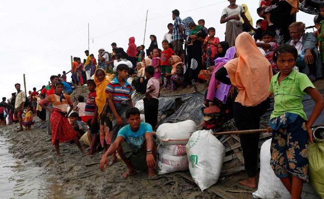 La ONU denuncia el abandono de 500.000 refugiados Rohingya