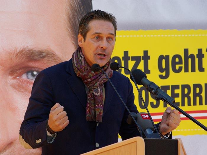 La ultraderecha a punto de gobernar en Austria