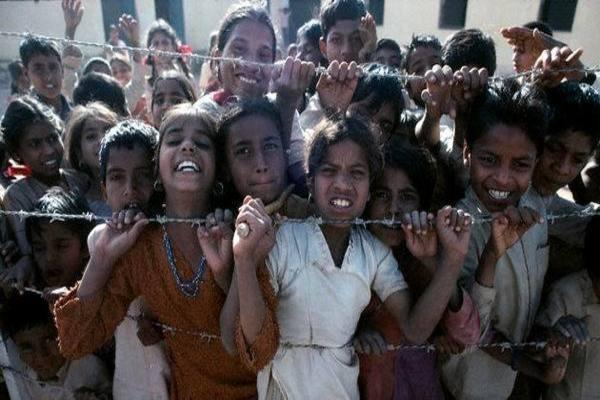 Liberan a niños esclavos en Rajastán