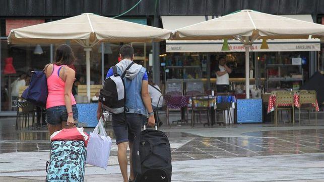 Pánico hotelero en Cataluña en el Puente del Pilar