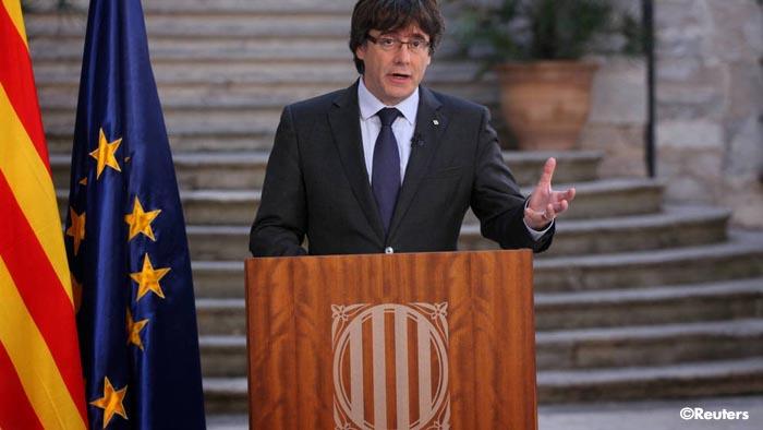 Candidato Puigdemont