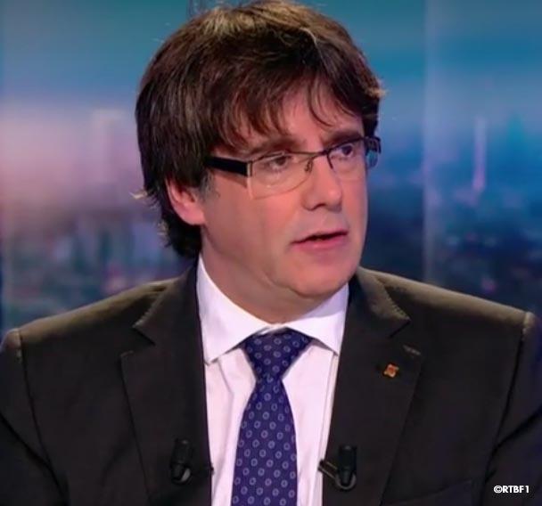 Lamela ordena detener a Puigdemont