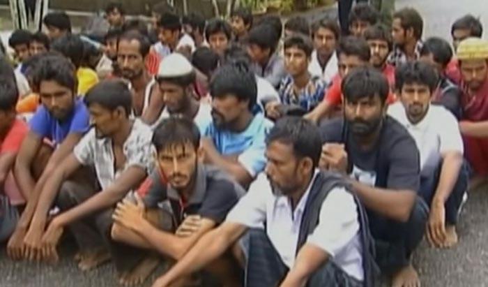 La crisis de los rohingya enfrentan a Birmania y Bangladesh