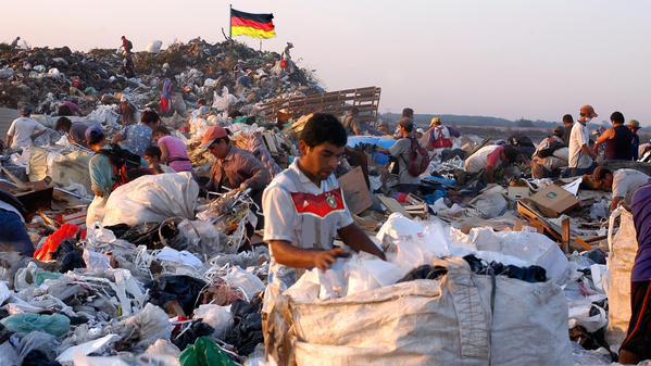 Una quinta parte de los alemanes, en riesgo de pobreza