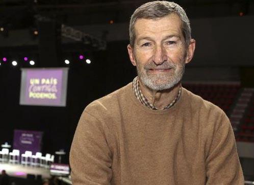 Julio Rodríguez reorganizará Podemos en Madrid