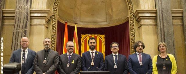 JuntsxCat exige que Puigdemont pueda delegar su voto