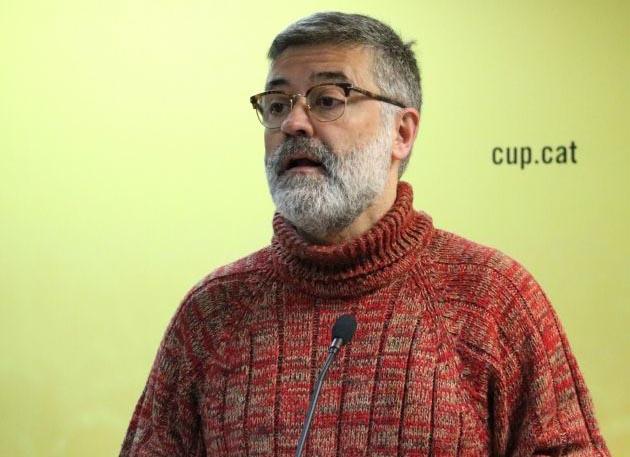La CUP exige entrar en el Gobierno de la Generalitat