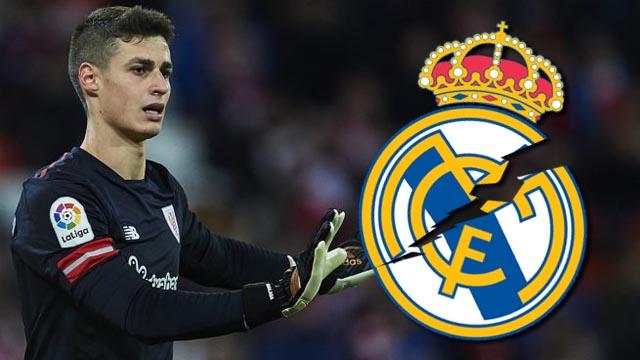 Cuál es el futuro de Kepa en el Real Madrid? - Diario