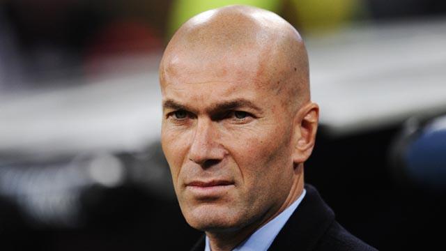 Zidane reacciona