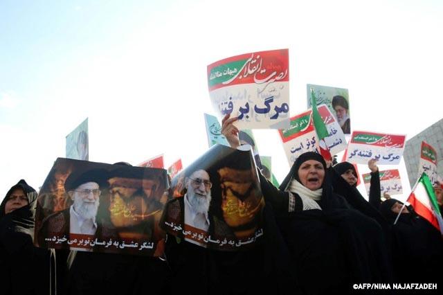 El Ejército iraní, a punto de intervenir contra la resistencia