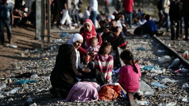 Empleados de organizaciones de las Naciones Unidas cambian ayuda humanitaria por sexo con refugiadas sirias