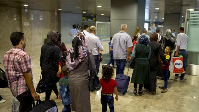 El Parlamento Europeo critica la lenta política de refugiados española