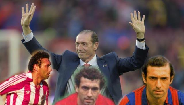 La muerte de Quini llena de dolor el mundo del fútbol