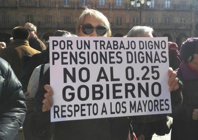 Todos somos pensionistas: movilizaciones por el derecho a un retiro digno