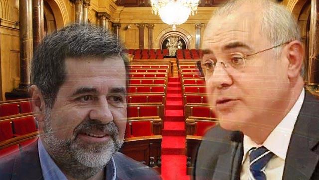 Jordi Sànchez pide su libertad para intentar ser president