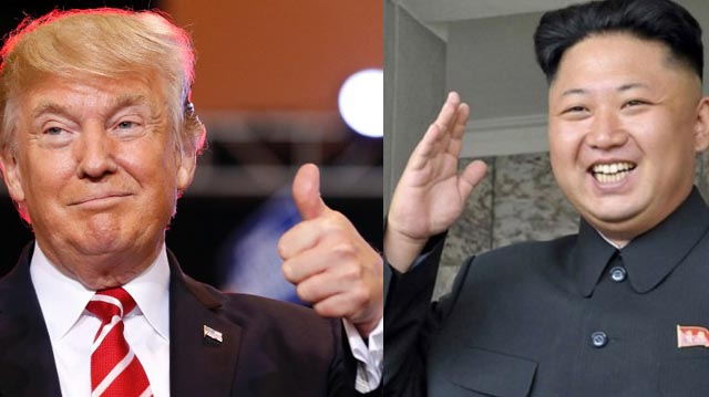 Trump acepta reunirse con Kim Jong-un