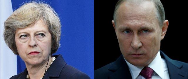 Rusia y el Reino Unido se expulsan mutuamente parte de los cuerpos diplomáticos