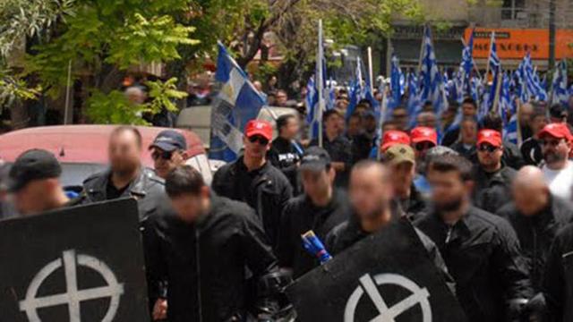 Ataques neonazis a refugiados en Grecia