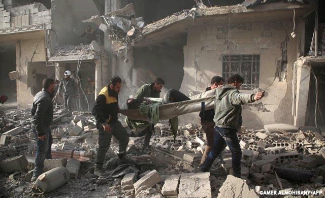 Mueren dos niños al día en la Guerra de Siria