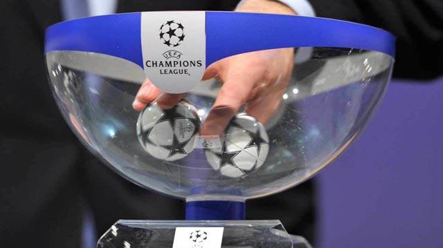 Champions: rivales asequibles para Barça y Real Madrid, hueso para el Sevilla