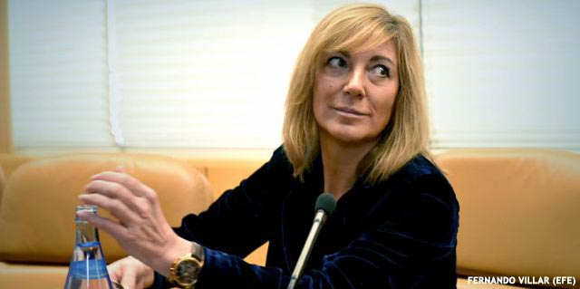 La ex directora de medios de la Comunidad de Madrid cuenta cómo se pagaba en B