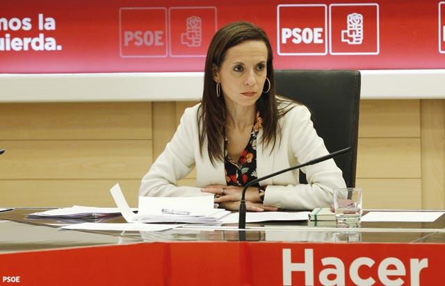 Beatriz Corredor critica el veto del Gobierno a la propuesta de alquileres del PSOE