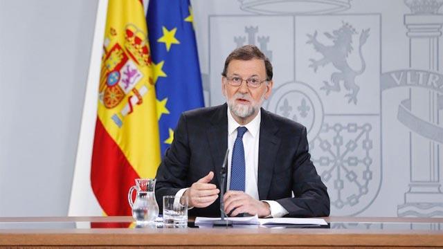 Rajoy descarta convocar elecciones