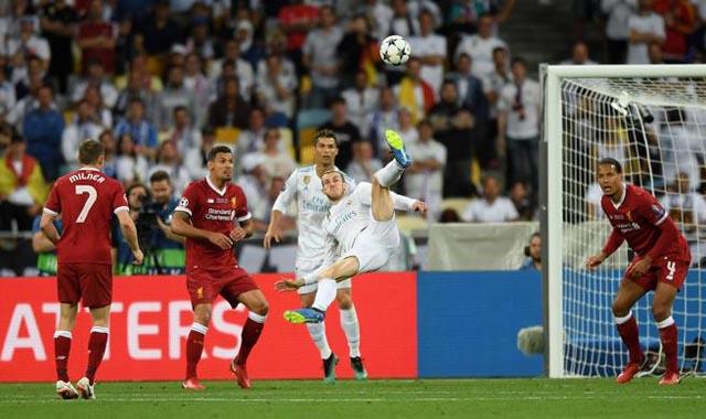 Bale corona al Real Madrid