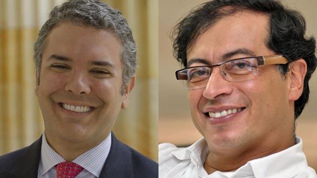 Hoy vota Colombia unas presidenciales divididas