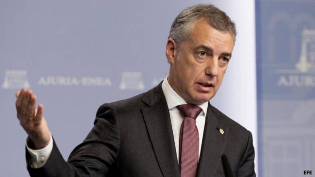 El gobierno vasco prorroga los Presupuestos tras el desacuerdo entre el PNV y EH Bildu