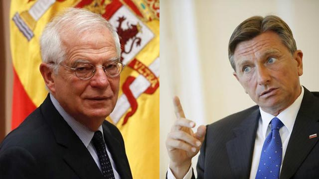 Exteriores pide explicaciones a Eslovenia sobre su reunión con Quim Torra