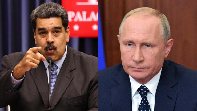 Maduro pone rumbo a Rusia