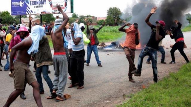 La imparable tragedia de las torturas en Zimbabue