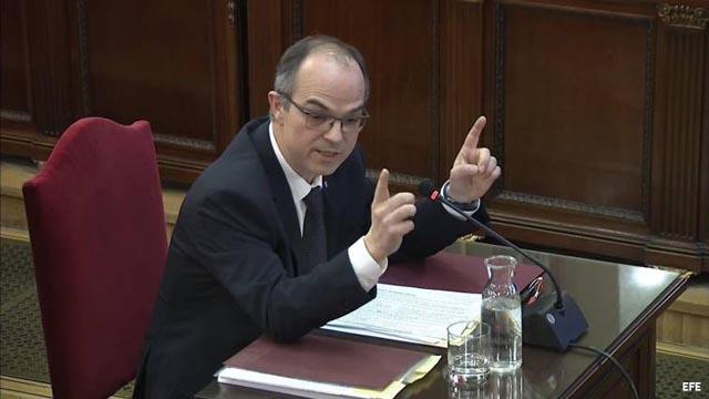 "Turull al fiscal: ""Los catalanes no son ovejas"""