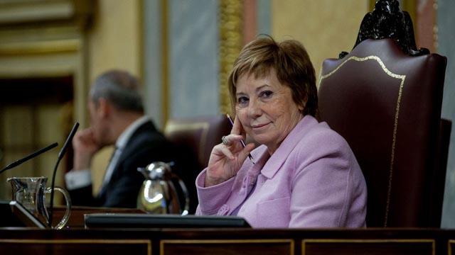 Celia Villalobos dice que se retira de la política