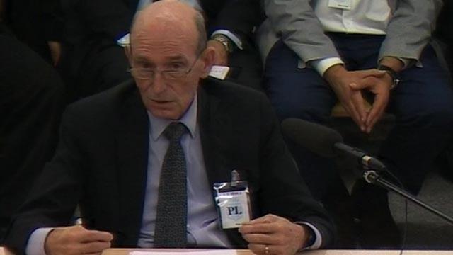 Norniella echa la culpa al Banco de España de la salida a Bolsa de Bankia