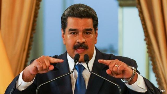 """Maduro insulta a Guaidó: """"Convoque elecciones, señor payaso"""""""