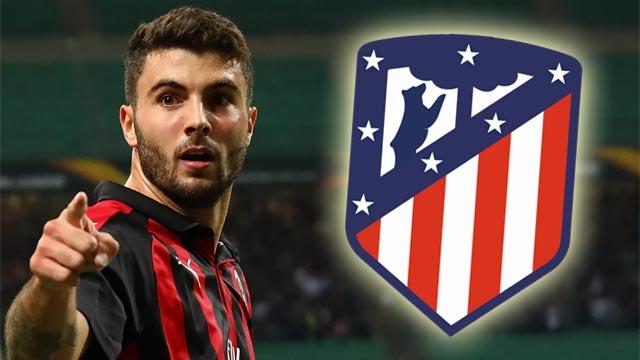 El Atlético de Madrid piensa fichar a Cutrone