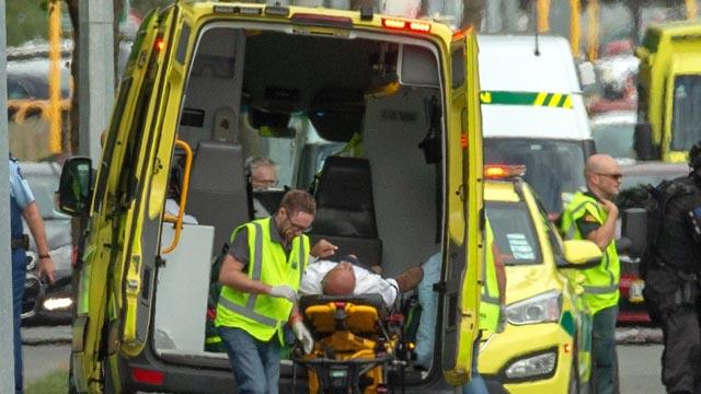 Video Del Ataque En Nueva Zelanda Image: Decenas De Muertos En Un Ataque Racista En Nueva Zelanda