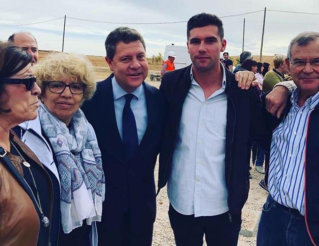 """Alberto Hernández Garrobo, teniente de alcalde de Villarrubia de Santiago (Toledo): """"Hemos tenido que gobernar haciendo maniobras para encajar las cuentas que el PP dejó desestabilizadas"""""""