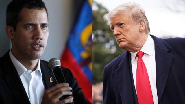 Trump dice que Estados Unidos invertirá solo en los países del Caribe que apoyen a Guaidó