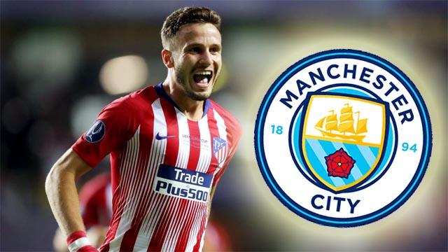 El Manchester City quiere a Saúl Ñíguez